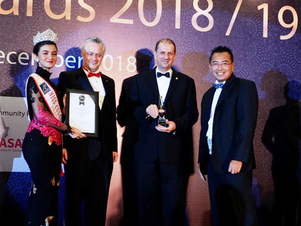 Swiss-Belhotel International Triumphs at Indonesia Travel and Tourism Awards (ITTA) 2018-19