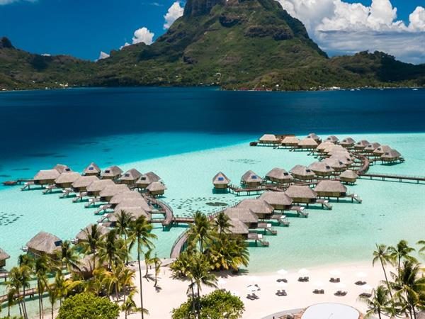 New member of Relais & Châteaux: Le Bora Bora by Pearl Resorts