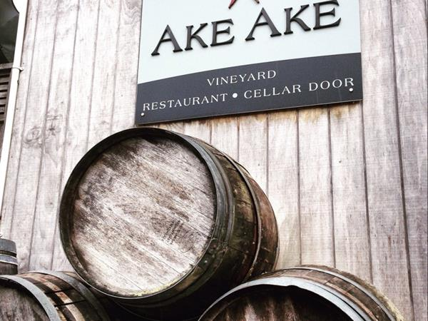 AKE AKE VINEYARD AND RESTAURANT
