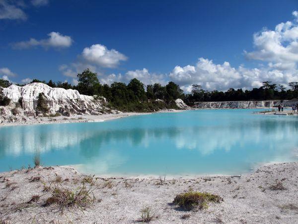 Danau Biru Kaolin Swiss-Belresort Belitung