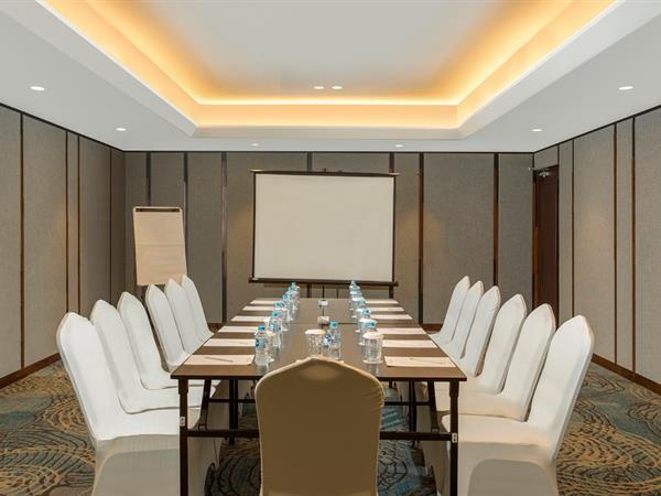 Ruang Pertemuan Swiss-Belresort Belitung