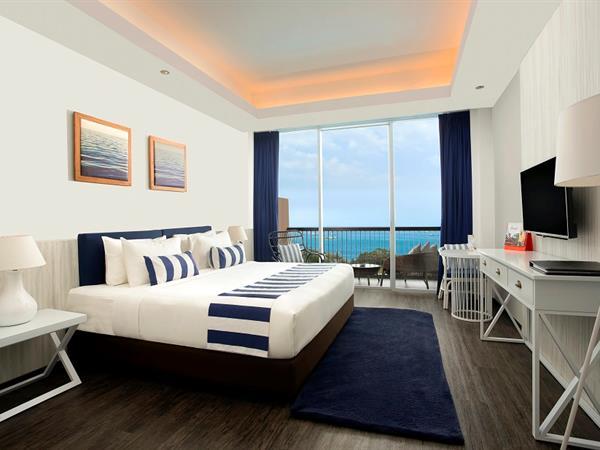 Deluxe King Ocean View Room Swiss-Belresort Belitung