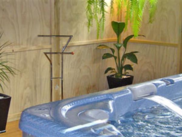 Private Spa Pool