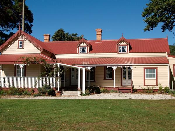 Explore Athenree Homestead