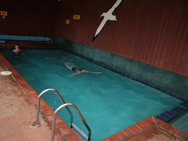 Spa Pool Aaron Lodge Holiday Park