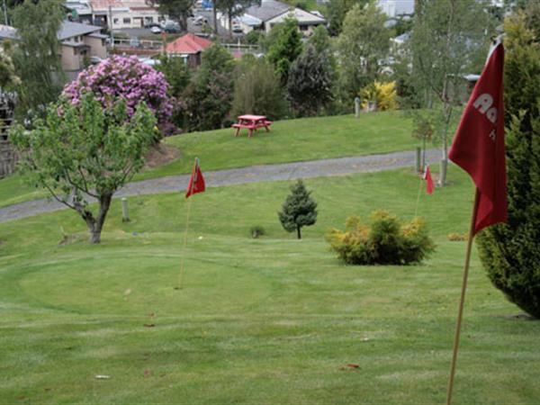 Park Golf Aaron Lodge Holiday Park