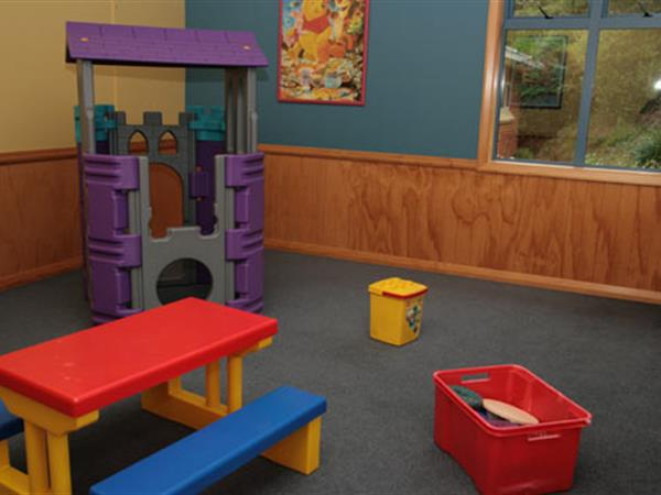 Under 5's Playroom