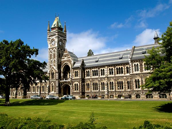 Hocken Library, University Of Otago