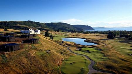 Review: The Lodge at the Kinloch Club, Taupo NZ The lodge at Kinloch