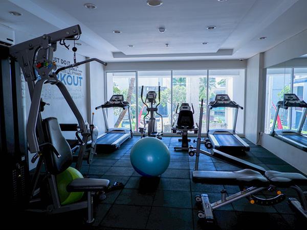 Fitness Centre Swiss-Belresort Watu Jimbar