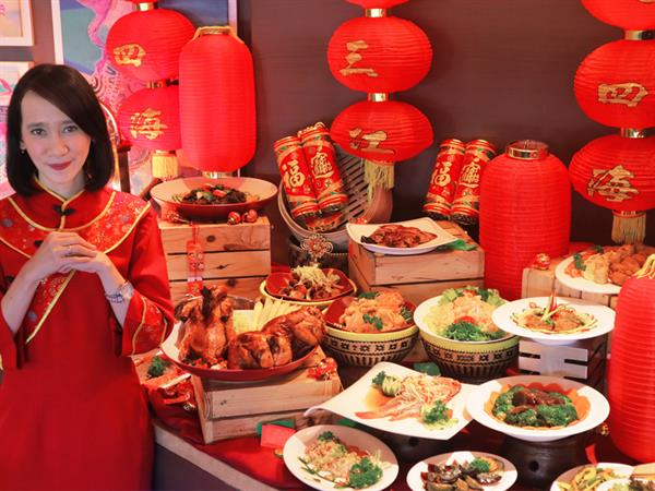 Chinese New Year Buffet Dinner Promotions