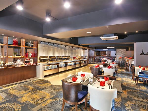 Swiss- Café Restaurant Swiss-Belresidences Rasuna Epicentrum