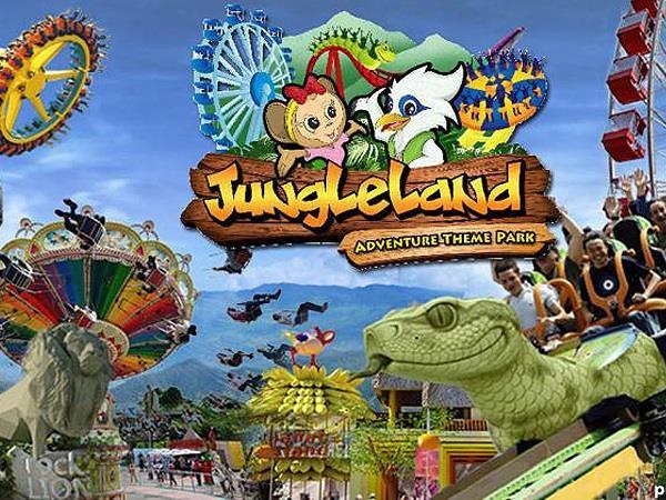 Jungleland Adventure Theme Park Zest Bogor