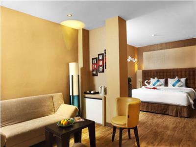 Suite Room Rivavi Fashion Hotel