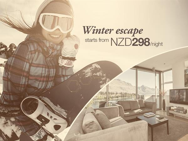 Time to Ski - Starts from NZD 298
