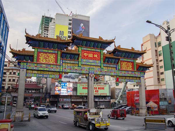 Binondo - Chinatown Manila Swiss-Belhotel Blulane