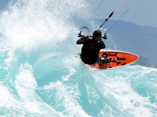 Bali Kite Surfing School Swiss-Belresort Watu Jimbar