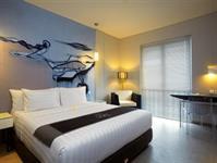Deluxe Room Loft Legian Hotel