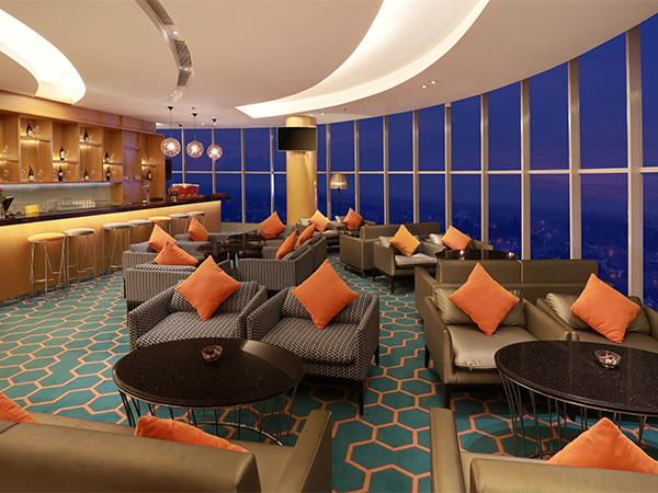 The Lounge and Bar