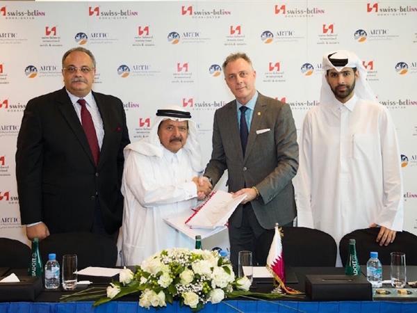 'ARTIC' and Swiss-Belhotel International Sign Management Agreement For Swiss-Belinn Doha