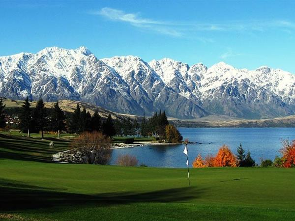 Golf Swiss-Belsuites Pounamu Queenstown