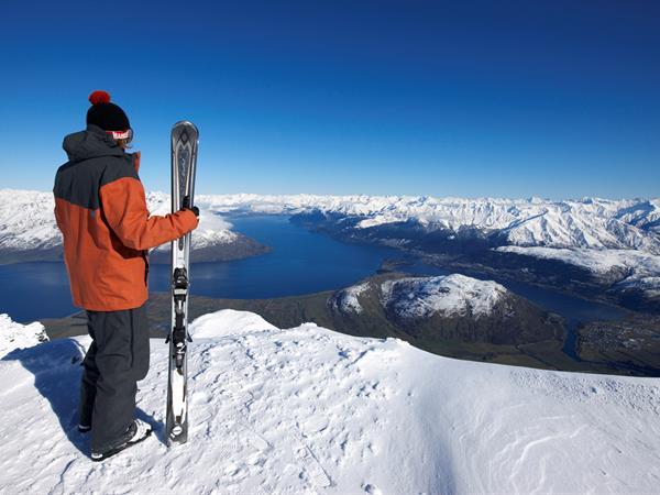 Ski Salju Swiss-Belsuites Pounamu Queenstown