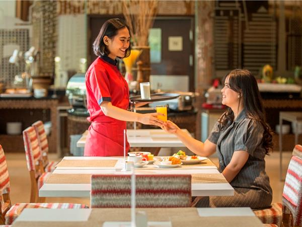 Breakfast Delight Buffet