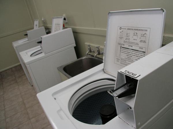 Laundry Raglan Holiday Park