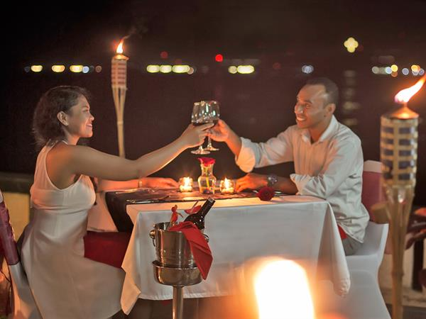 Romantic Dinner Swiss Belhotel Papua Jayapura