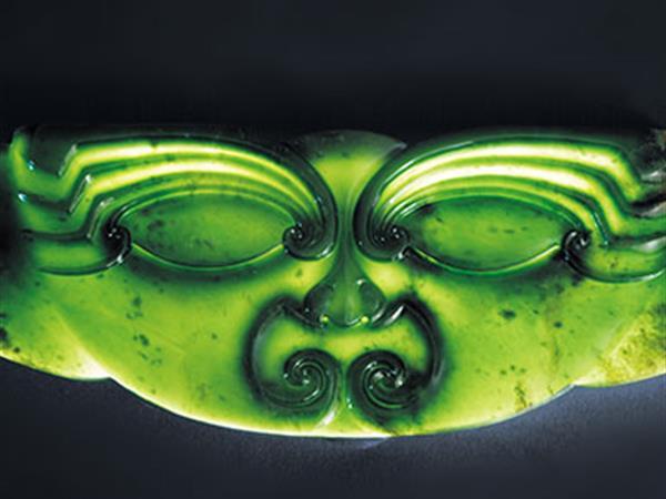 Exhibitions Ian Boustridge - Jade Sculptor