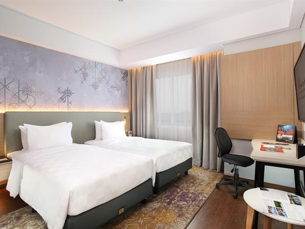 Deluxe Room Swiss-Belinn Modern Cikande
