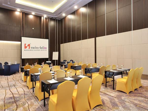 Ruang Pertemuan Swiss-Belinn Modern Cikande