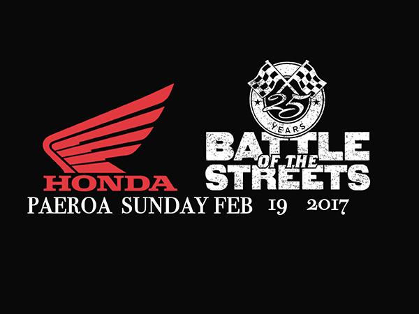 Battle of the Streets Sunday 19 February 2017