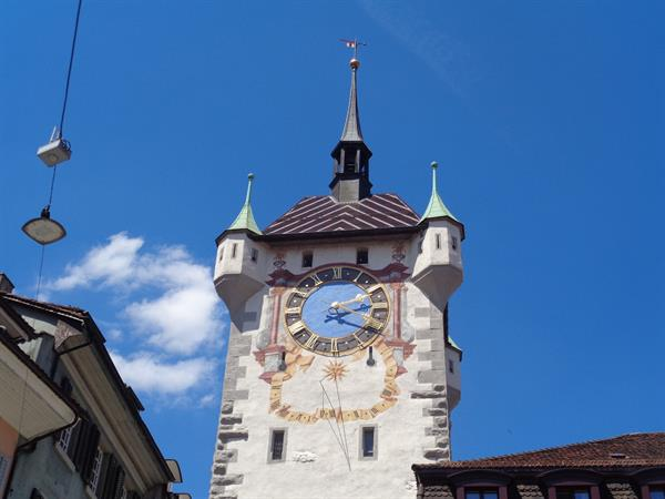 Town Tower Swiss-Belhotel du Parc