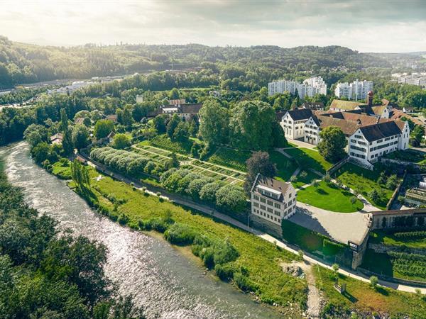 The Wettingen Abbey Swiss-Belhotel du Parc