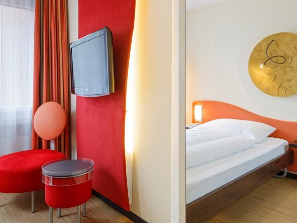 Single Room Swiss-Belhotel du Parc
