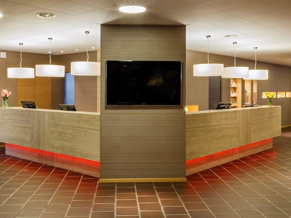 General Facilities Swiss-Belhotel du Parc