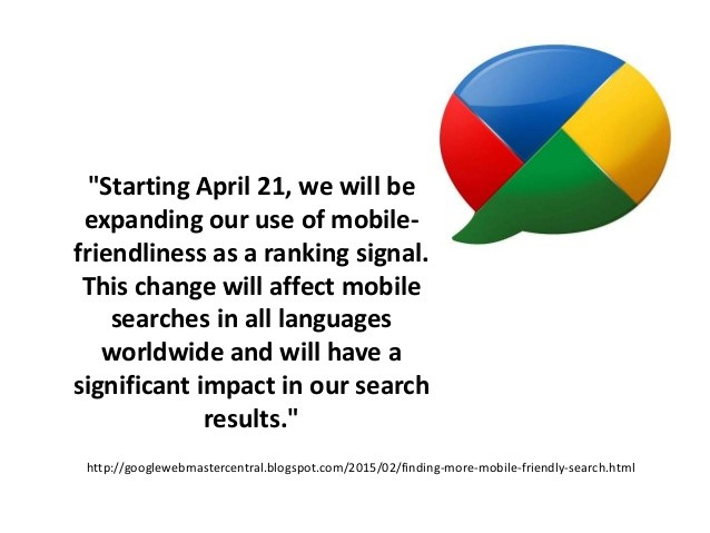 Latest Google changes have direct impact on rankings