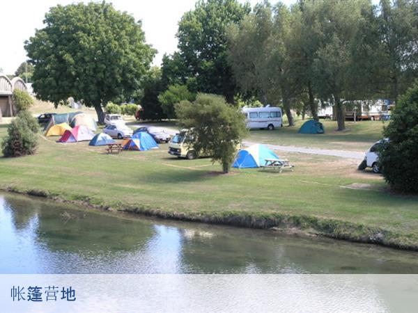 Non Powered Sites Blenheim Top 10 Holiday Park