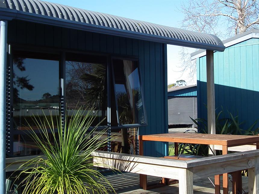 Coromandel Top 10 Cabins & Tent Sites