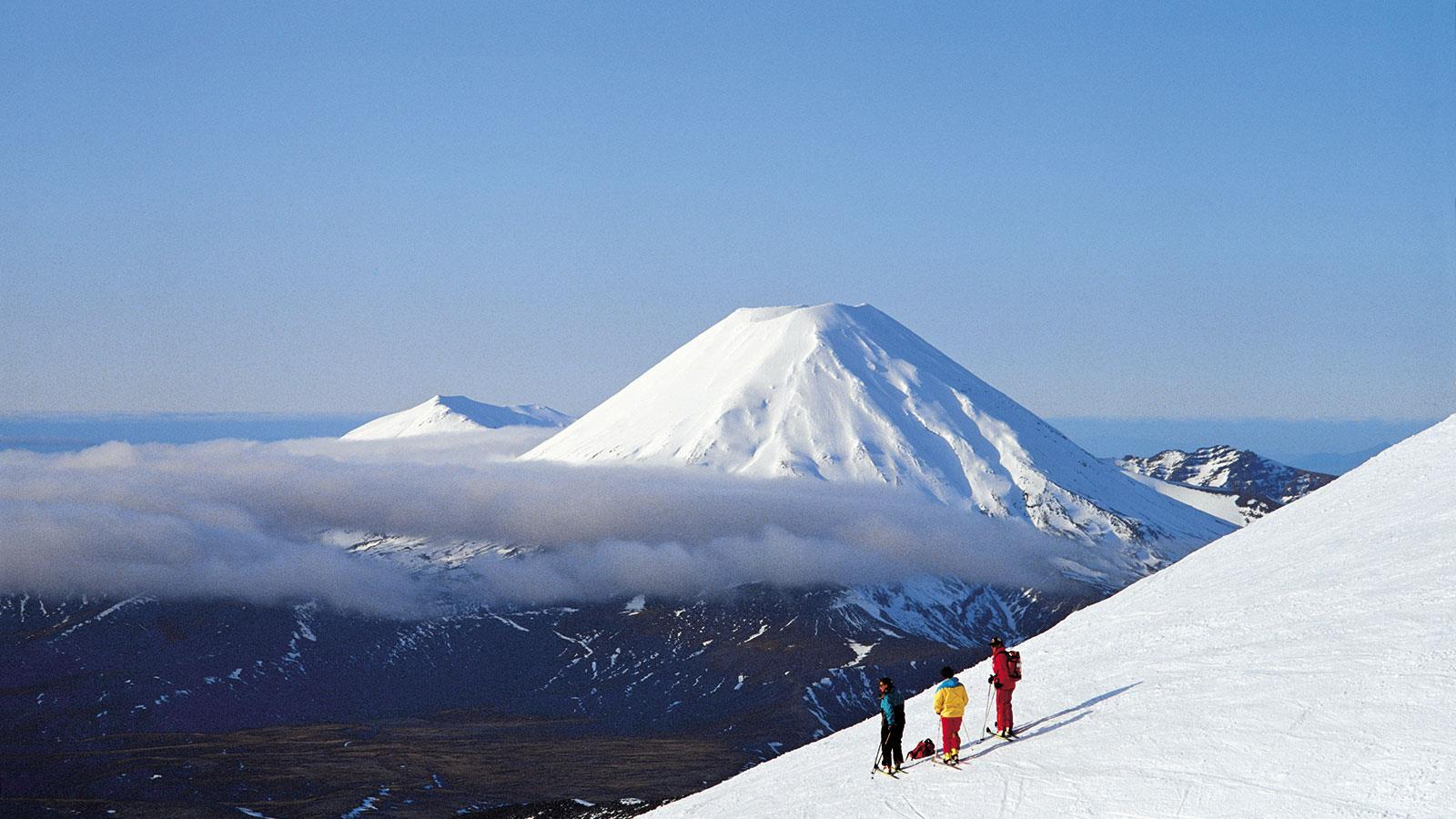 The Crossing season is almost done Tongariro Holiday Park