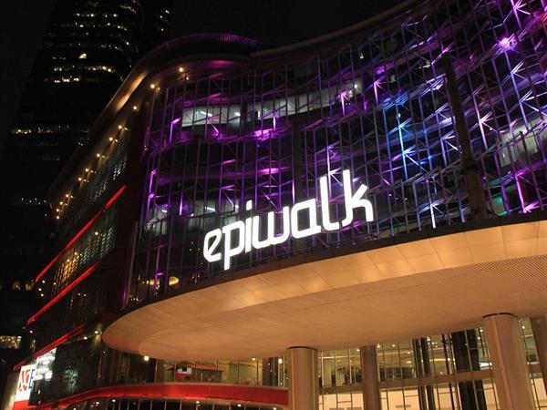 Epiwalk Mall Swiss-Belresidences Rasuna Epicentrum
