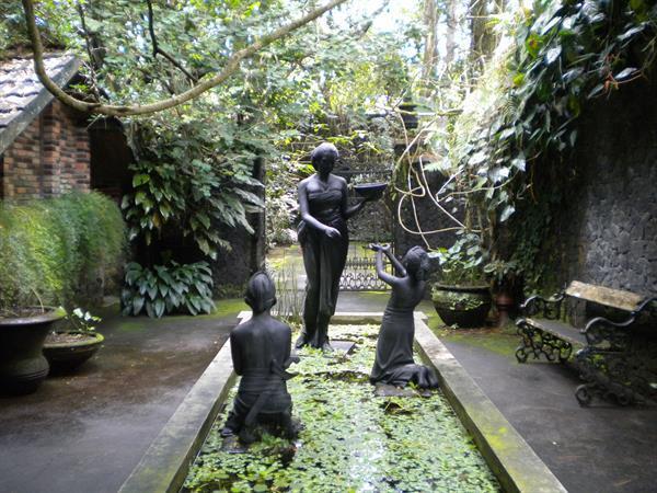 Museum Ullen Sentalu Zest Hotel Yogyakarta