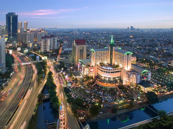 Pesan Langsung Hotel Ciputra Jakarta managed by Swiss-Belhotel International