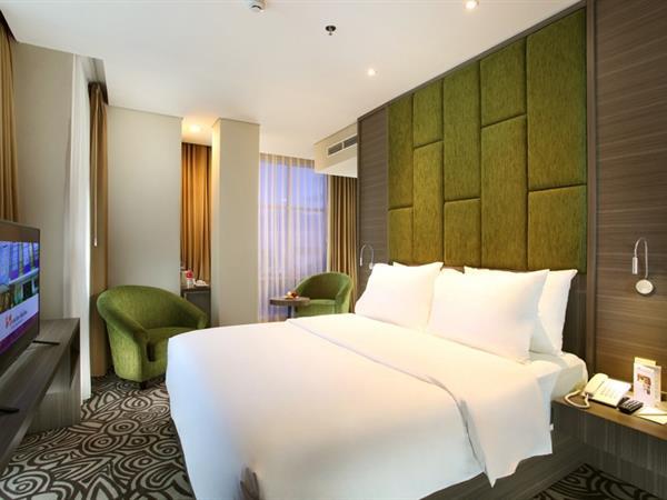 Grand Deluxe Room Swiss-Belinn Balikpapan