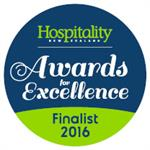 Hospitality NZ Awards for Excellence Finalist