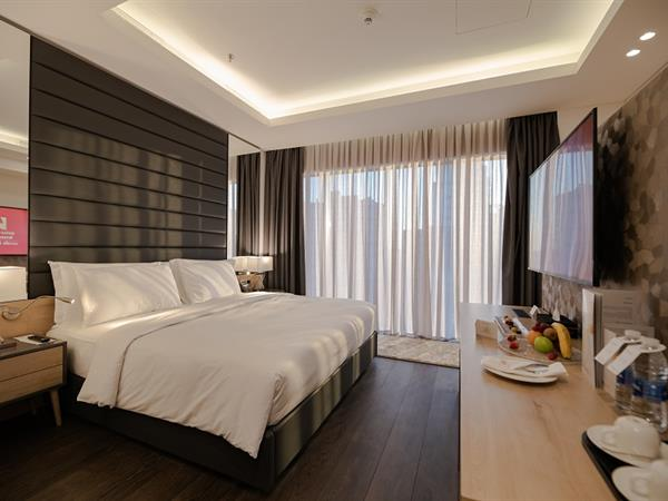 1 Bedroom Swiss-Suite