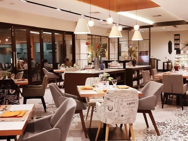 Swiss-Cafe Restaurant Swiss-Belhotel Borneo Samarinda