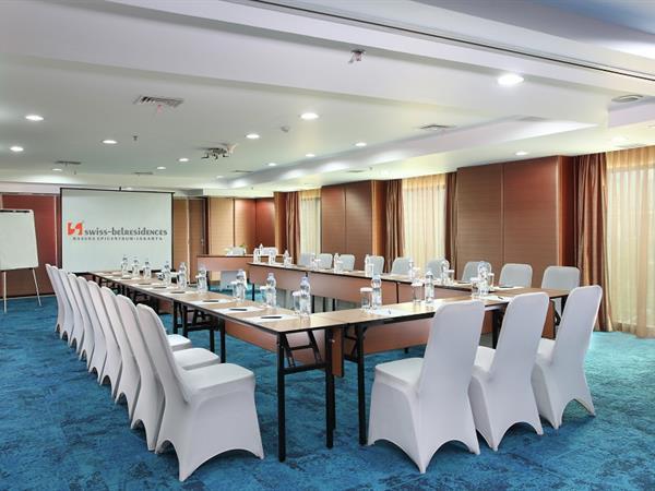 Ruang Pertemuan Swiss-Belresidences Rasuna Epicentrum