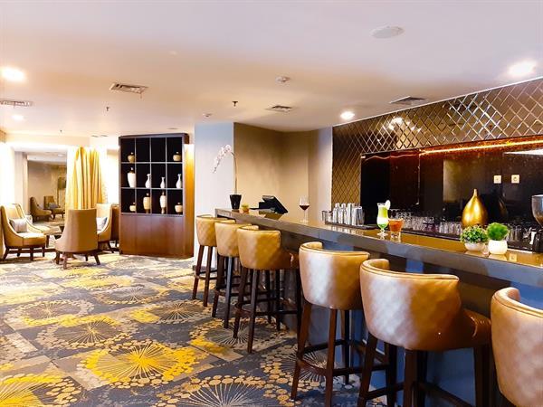Epic Lounge and Bar Swiss-Belresidences Rasuna Epicentrum